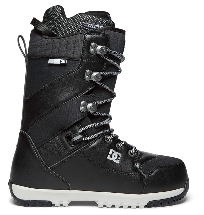 0 Men's Mutiny Lace Up Snowboard Boots Black ADYO200034 DC Shoes