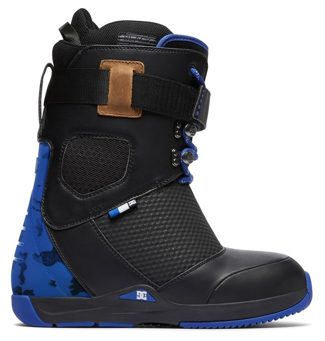 0 Tucknee Lace-Up Snowboard Boots Black ADYO200039 DC Shoes