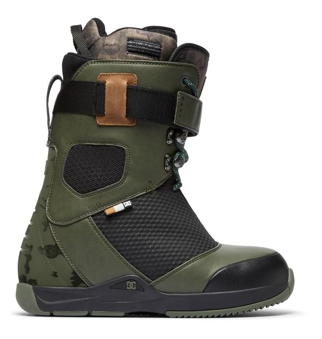 0 Tucknee - Boots de snow à lacets pour Homme Vert ADYO200039 DC Shoes