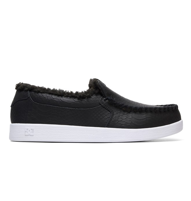 0 Zapatos Invernales Villian WNT Negro ADYP100001 DC Shoes