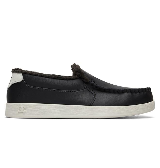 0 Men's Villain WNT Winter Shoes Black ADYP100001 DC Shoes