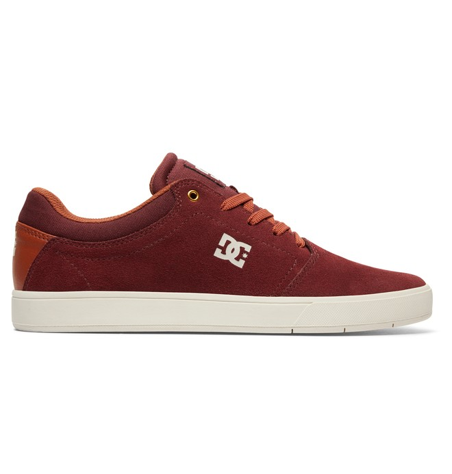0 Crisis - Zapatos Rojo ADYS100029 DC Shoes