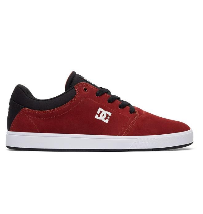 0 Men's Crisis Shoes Red ADYS100029 DC Shoes