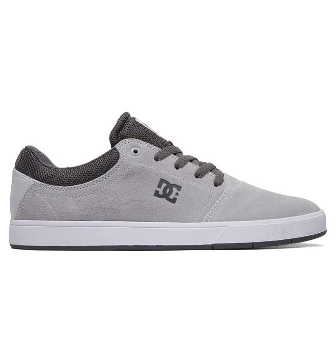 0 Crisis Shoes Grey ADYS100029 DC Shoes