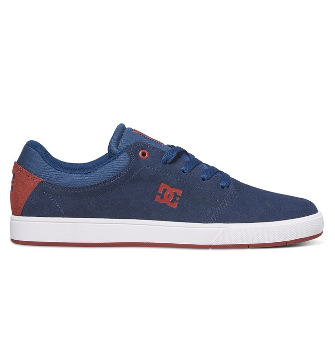 0 Crisis - Baskets Bleu ADYS100029 DC Shoes