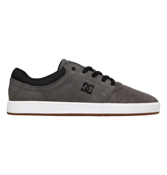 0 Men's Crisis Shoes Grey ADYS100029 DC Shoes