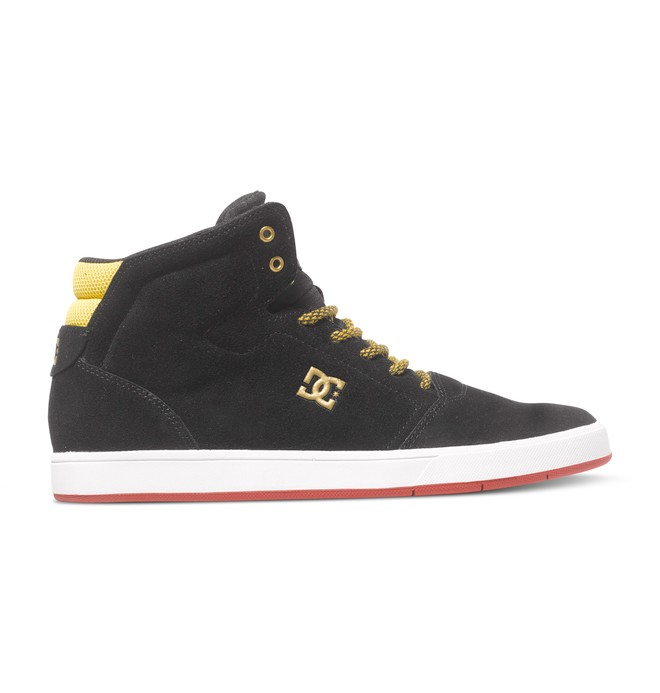 0 Men's Crisis High-Top Shoes  ADYS100032 DC Shoes