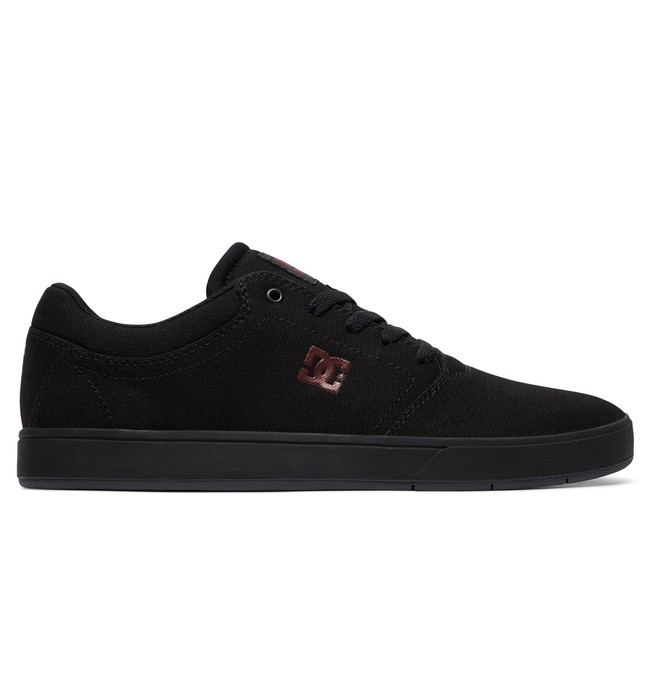 0 Crisis TX - Shoes Black ADYS100066 DC Shoes