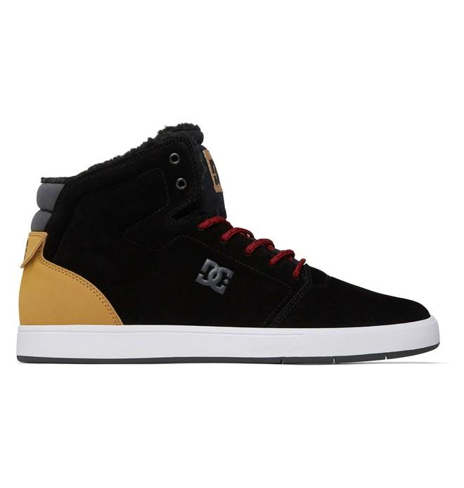 0 Men's Crisis WNT Winter Mid-Top Shoes  ADYS100116 DC Shoes