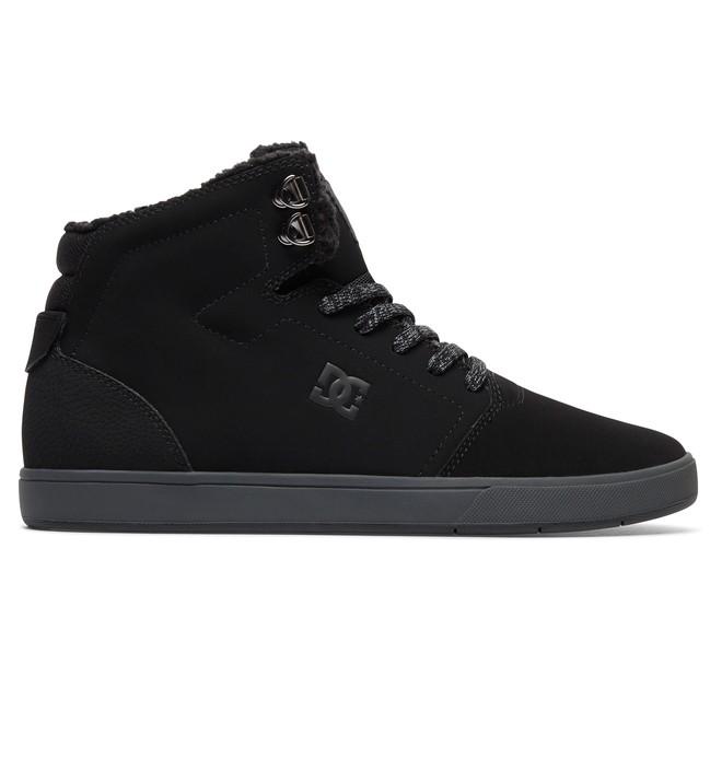 0 Crisis WNT - Winter Mid-Top Shoes Black ADYS100116 DC Shoes