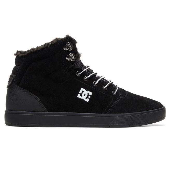 0 Crisis WNT - Chaussures montantes pour Homme Noir ADYS100116 DC Shoes