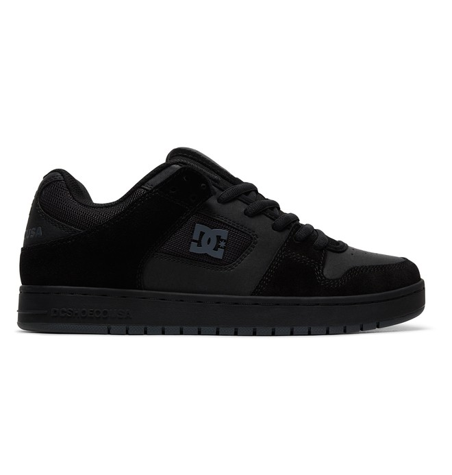 0 Zapatos Manteca Negro ADYS100177 DC Shoes