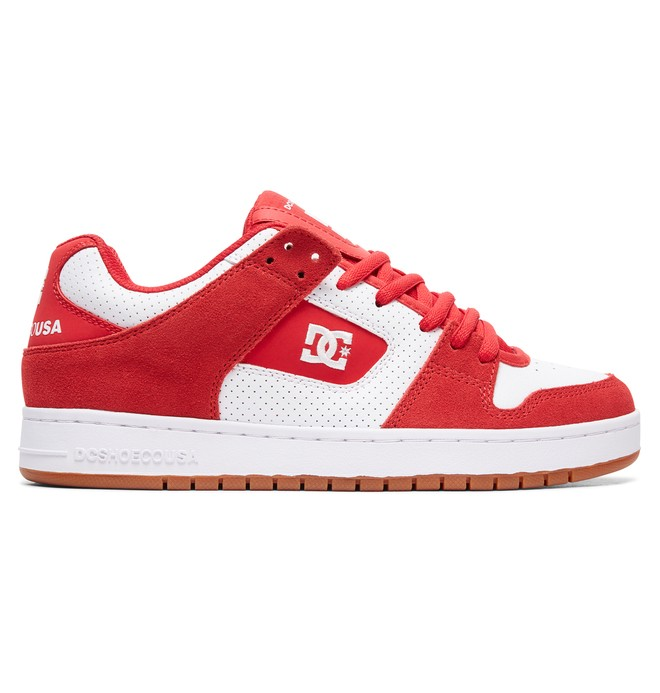0 Manteca - Scarpe da Uomo Red ADYS100177 DC Shoes