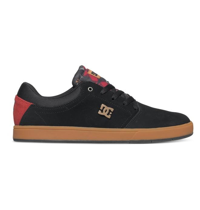 0 Men's Crisis Deft Family Low Top Shoes  ADYS100204 DC Shoes