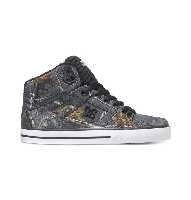 0 Men's Spartan WC Realtree High-Top Shoes  ADYS100220 DC Shoes