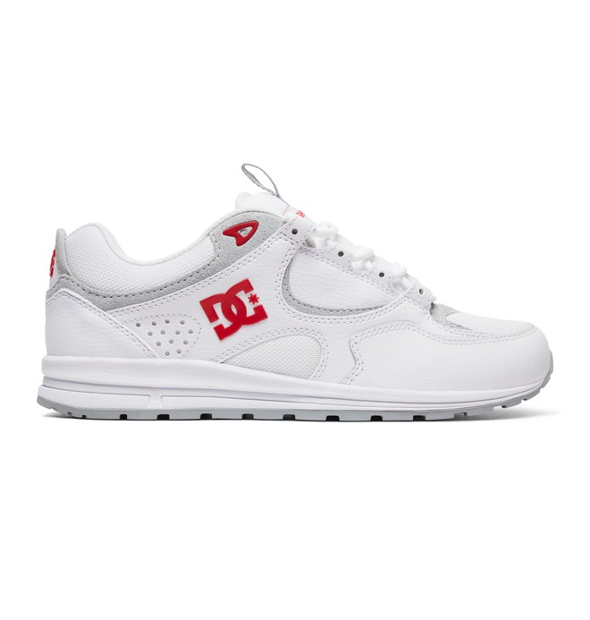 0 Zapatos Kalis Lite Blanco ADYS100291 DC Shoes