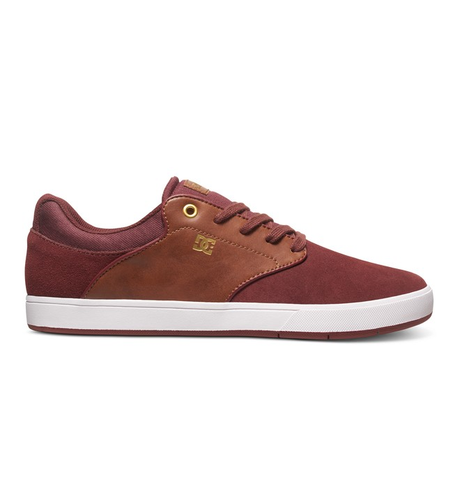 Taylor ADYS100303 Hombre Rojo Zapatos Shoes Mikey 0 para DC PUYzwp5n