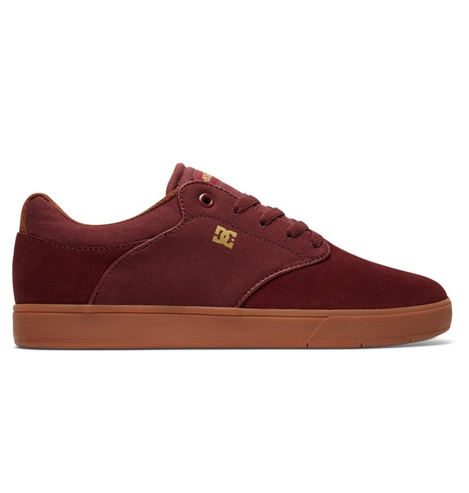 0 Mikey Taylor - Shoes for Men Red ADYS100303 DC Shoes