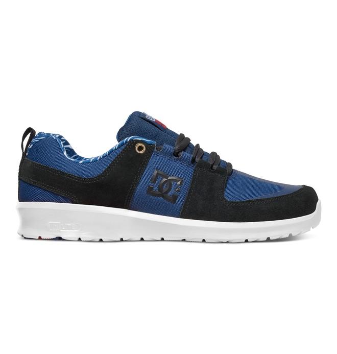 0 Men's Lynx Lite Deft Family Low Top Shoes  ADYS100308 DC Shoes