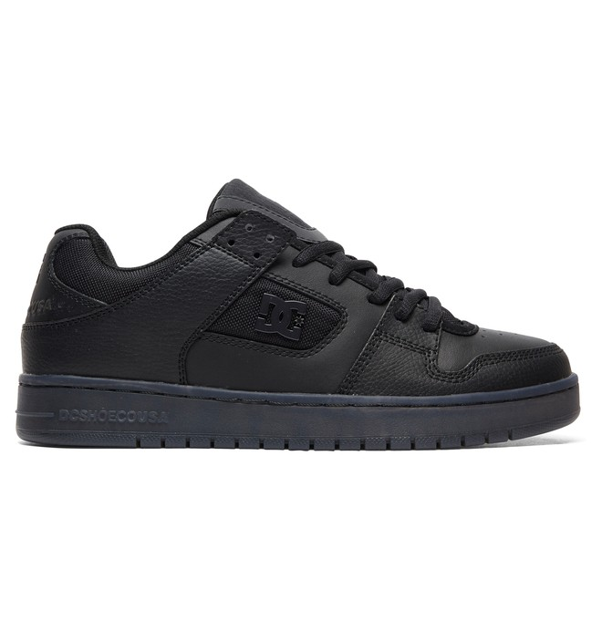 0 Manteca SE Shoes Black ADYS100314 DC Shoes