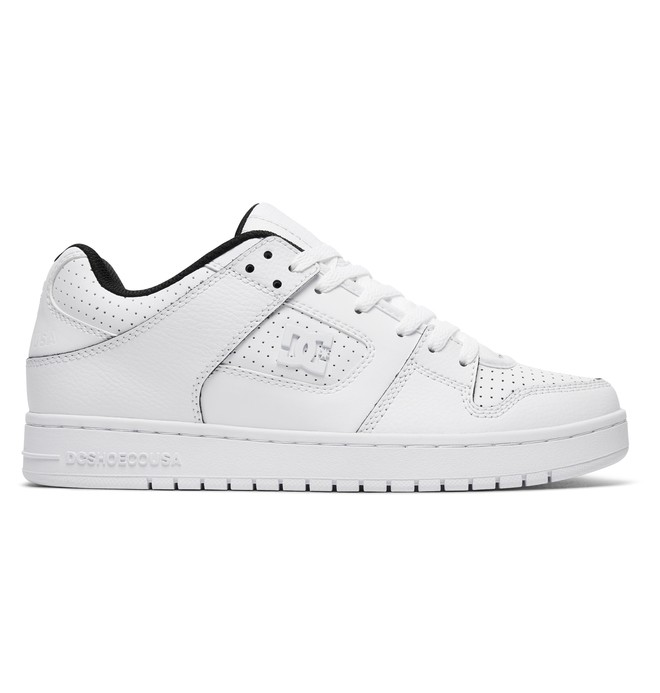 0 Manteca SE - Chaussures Blanc ADYS100314 DC Shoes