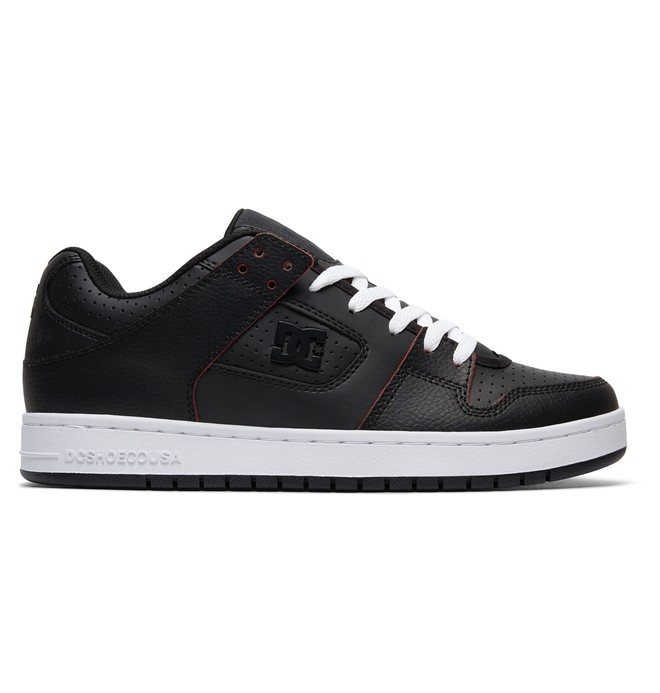 0 Manteca SE - Shoes Black ADYS100314 DC Shoes
