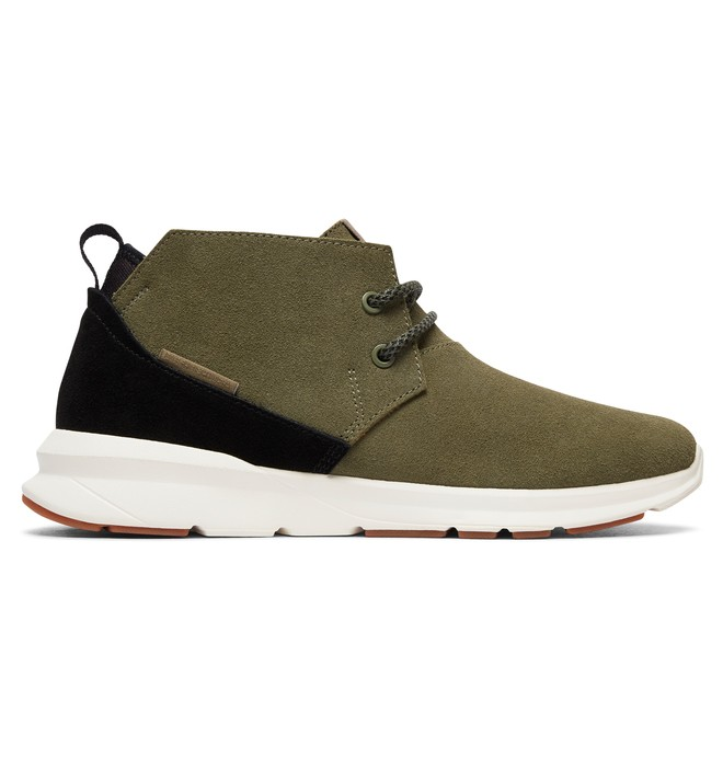 0 Ashlar - Zapatillas De Media Bota Negro ADYS100316 DC Shoes