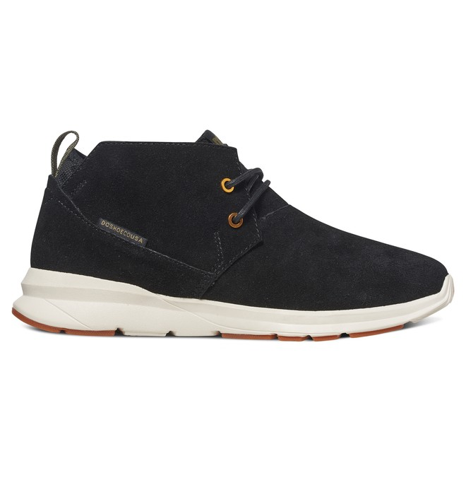 0 Ashlar - Mid-Tops Schwarz ADYS100316 DC Shoes