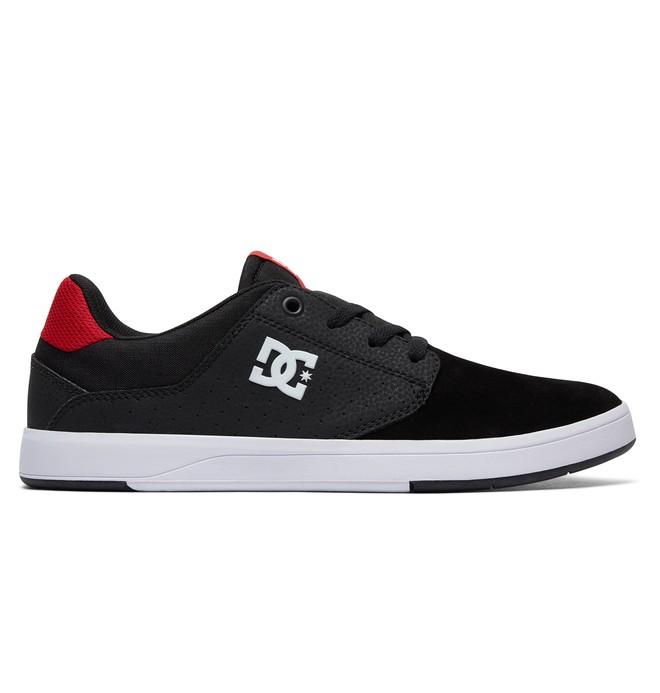 0 Men's Plaza S Skate Shoes Black ADYS100319 DC Shoes