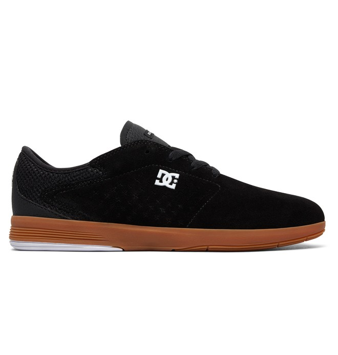 0 Men's New Jack S Skate Shoes Black ADYS100324 DC Shoes