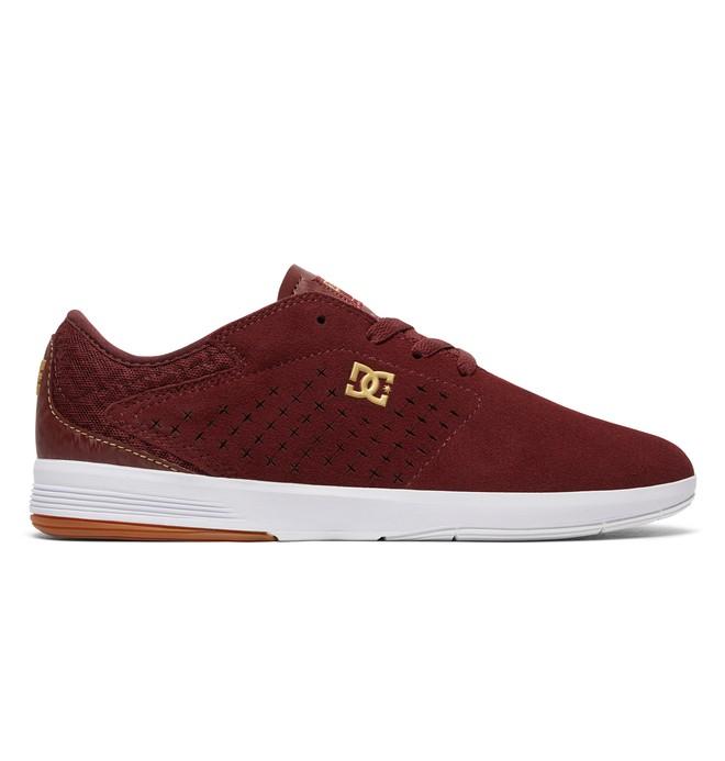 0 New Jack S - Zapatillas De Skate Rojo ADYS100324 DC Shoes
