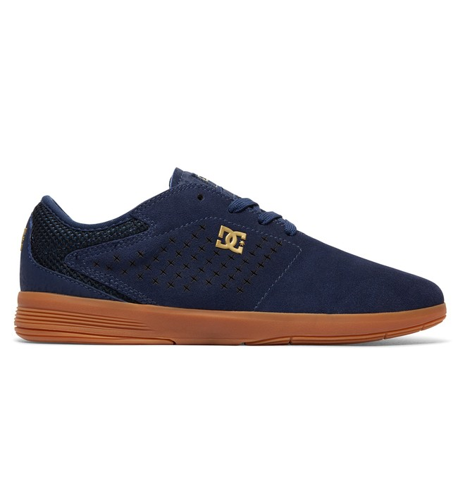 0 New Jack S - Scarpe da skate Blue ADYS100324 DC Shoes