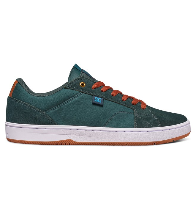 0 Astor - Shoes for Men Green ADYS100358 DC Shoes