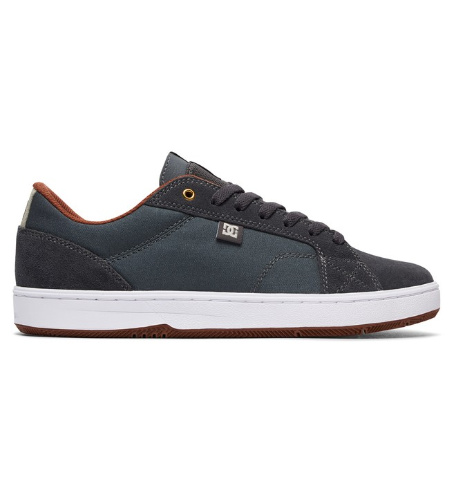 0 Astor - Shoes for Men Gray ADYS100358 DC Shoes