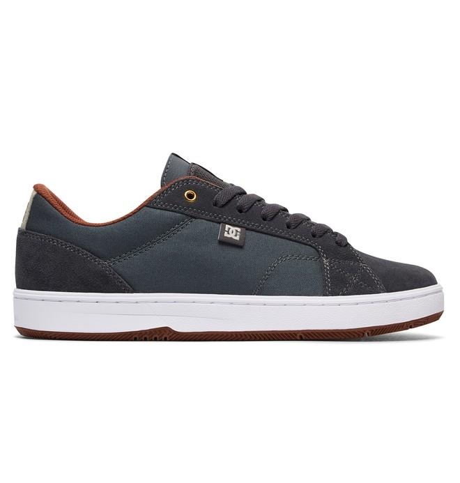 0 Men's Astor Shoes Grey ADYS100358 DC Shoes
