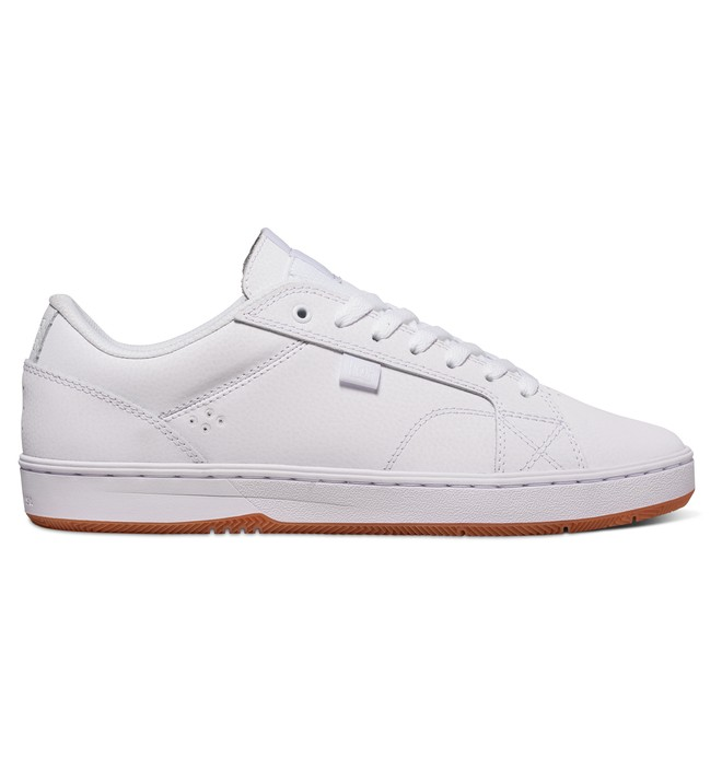 0 Astor - Shoes for Men White ADYS100358 DC Shoes