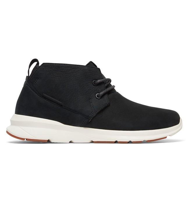 0 Ashlar LE - Mid-Top Shoes Black ADYS100367 DC Shoes