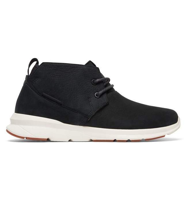 0 Ashlar LE - Scarpe a mezza caviglia Black ADYS100367 DC Shoes