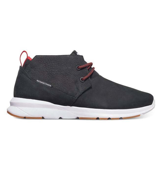 0 Hombres Zapato Media Bota Ashlar LE  ADYS100367 DC Shoes