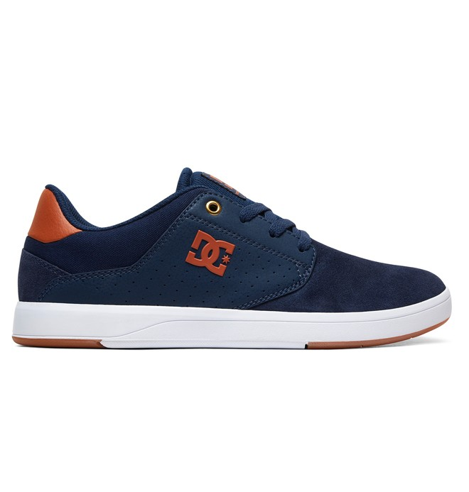 0 Plaza - Scarpe da Uomo Blue ADYS100401 DC Shoes