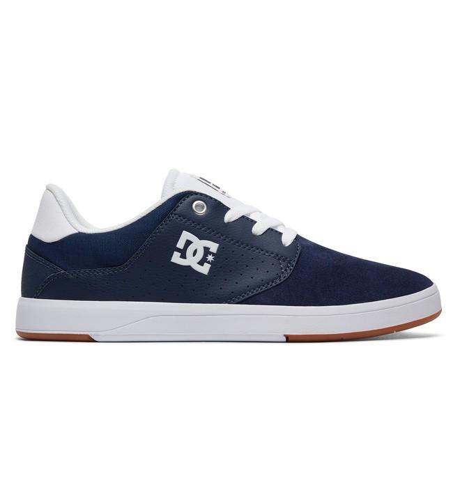 0 Men's Plaza Shoes Blue ADYS100401 DC Shoes