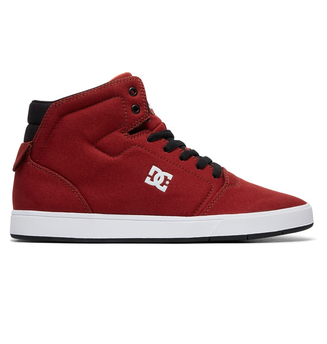 0 Crisis High TX  - Chaussures montantes  ADYS100404 DC Shoes