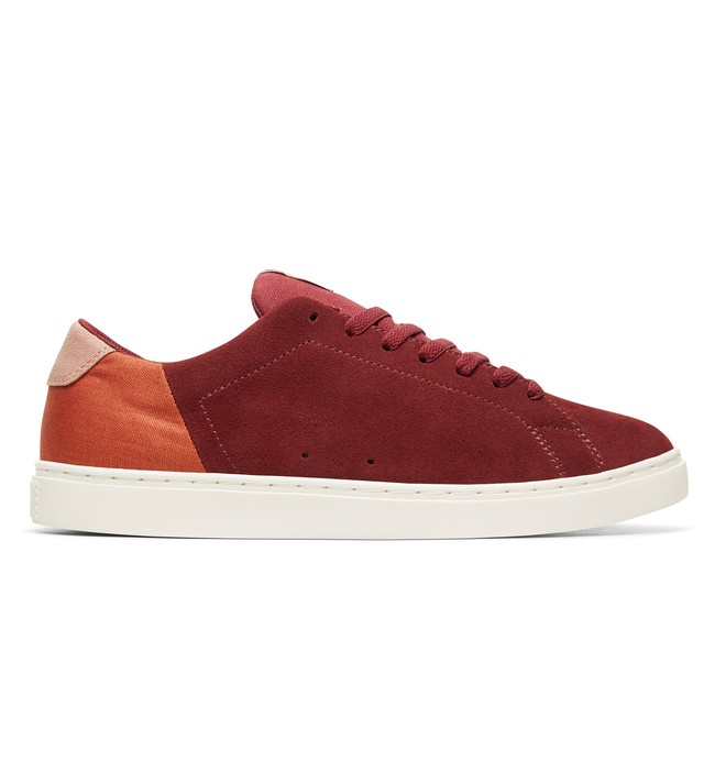 0 Men's Reprieve Shoes Red ADYS100409 DC Shoes