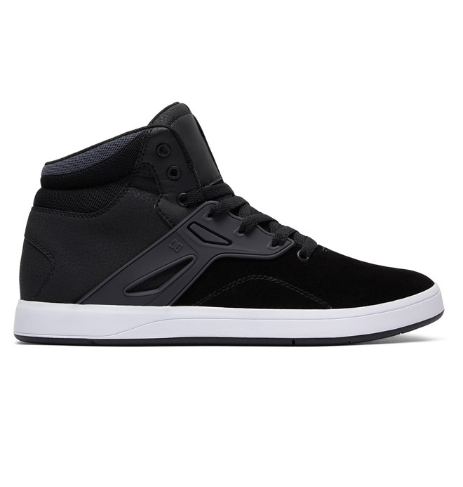 0 Frequency High - Chaussures montantes pour Homme Noir ADYS100410 DC Shoes