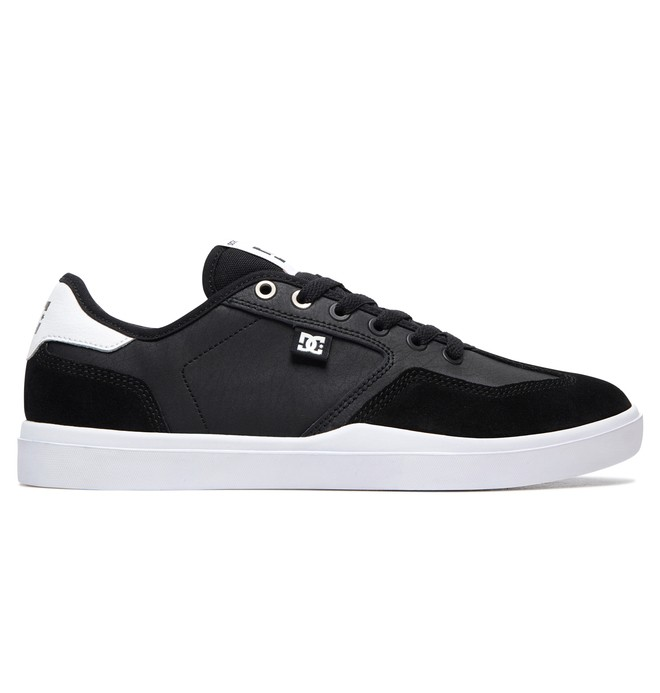 0 Vestrey S Skate Shoes Black ADYS100434 DC Shoes