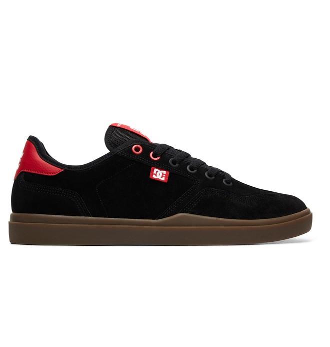 0 Vestrey S Skate Shoes Black ADYS100434 DC Shoes