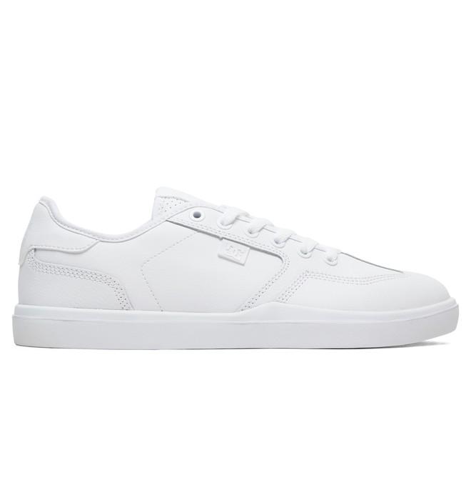 0 Vestrey Shoes White ADYS100444 DC Shoes
