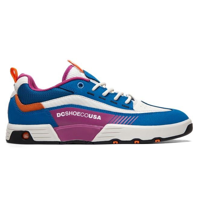 0 Legacy 98 Slim - Shoes for Men Blue ADYS100445 DC Shoes
