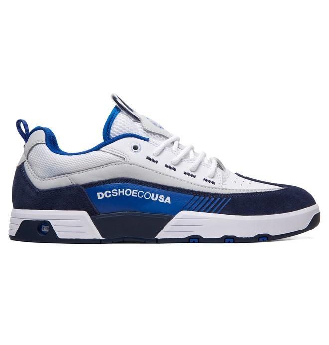 0 Zapatos Delgados Legacy 98 Blanco ADYS100445 DC Shoes