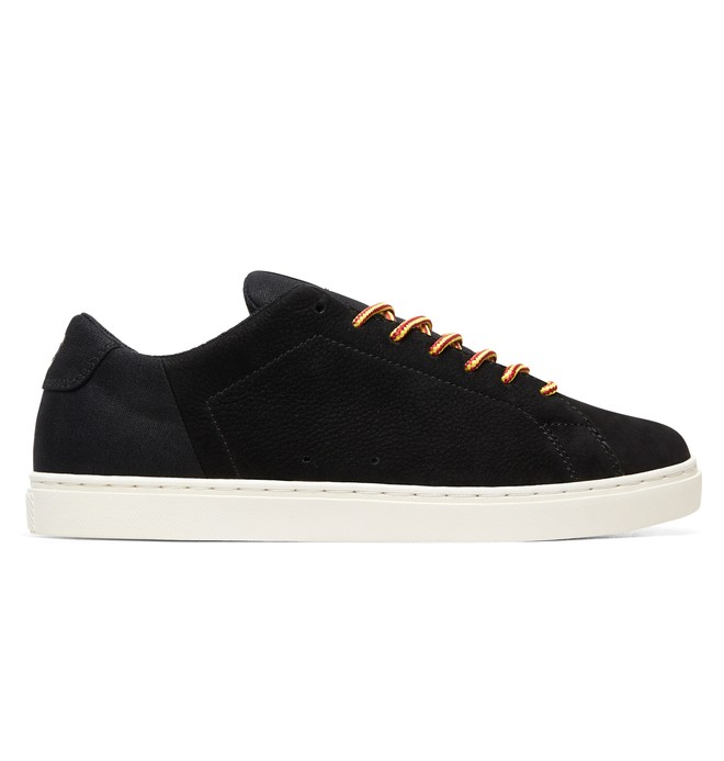 0 Reprieve LE Leather Shoes Black ADYS100446 DC Shoes